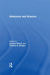 Cover Nietzsche and Science