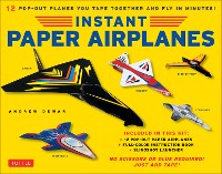 Cover Instant Paper Airplanes Ebook