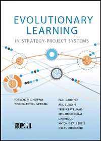 Cover Evolutionary Learning in Strategy-Project Systems