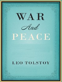 Cover War and Peace