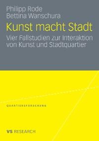 Cover Kunst macht Stadt