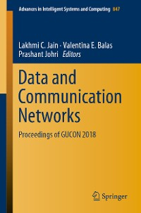 Cover Data and Communication Networks