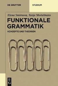 Cover Funktionale Grammatik