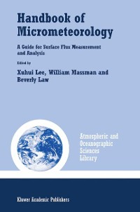 Cover Handbook of Micrometeorology