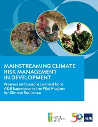 Cover Mainstreaming Climate Risk Management in Development