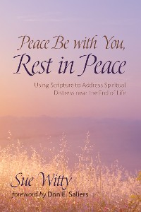 Cover Peace Be with You, Rest in Peace