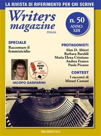 Cover Writers Magazine Italia 50