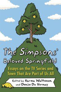Cover Simpsons' Beloved Springfield