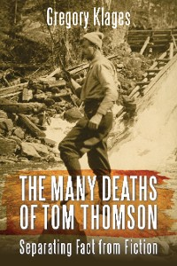 Cover The Many Deaths of Tom Thomson