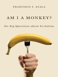 Cover Am I a Monkey?