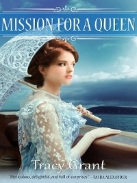 Cover Mission for a Queen