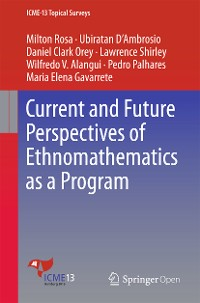 Cover Current and Future Perspectives of Ethnomathematics as a Program