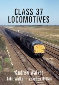 Cover Class 37 Locomotives