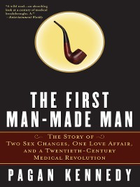 Cover The First Man-Made Man