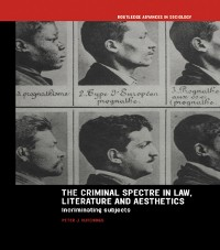 Cover Criminal Spectre in Law, Literature and Aesthetics