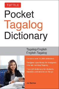 Cover Tuttle Pocket Tagalog Dictionary