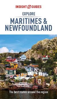 Cover Insight Guides Explore Maritimes & Newfoundland (Travel Guide eBook)