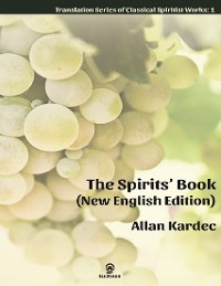 Cover The Spirits' Book (New English Edition)