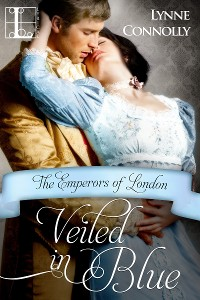Cover Veiled in Blue