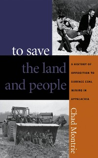Cover To Save the Land and People