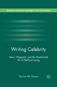 Cover Writing Celebrity
