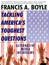 Cover Tackling America's Toughest Questions