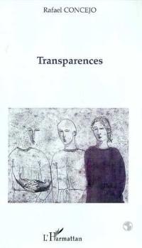 Cover TRANSPARENCES
