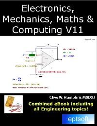 Cover Electronics, Mechanics, Maths and Computing V11