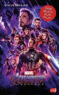Cover Marvel Avengers – Endgame