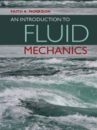 Cover An Introduction to Fluid Mechanics