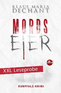 Cover MORDSEIER - XXL Leseprobe