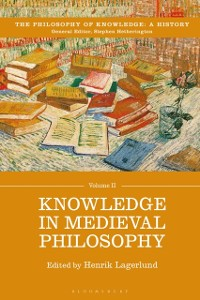 Cover Knowledge in Medieval Philosophy