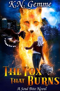 Cover The Fox That Burns