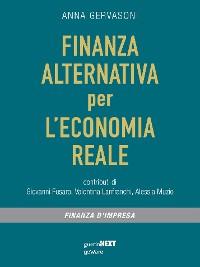 Cover Finanza alternativa per l'economia reale