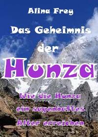 Cover Das Geheimnis der Hunza