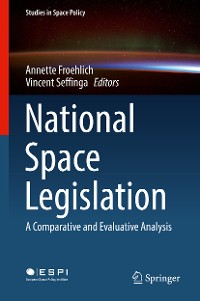 Cover National Space Legislation