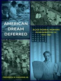 Cover American Dream Deferred