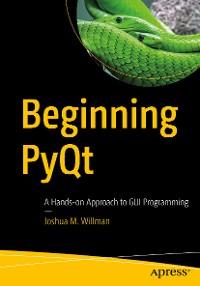 Cover Beginning PyQt