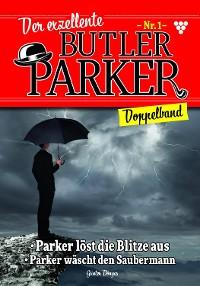 Cover Der exzellente Butler Parker Doppelband 1 – Kriminalroman