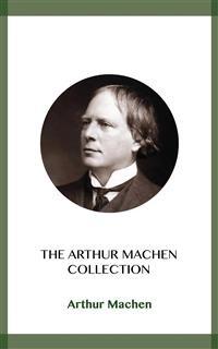 Cover The Arthur Machen Collection