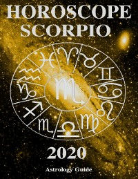 Cover Horoscope 2020 - Scorpio