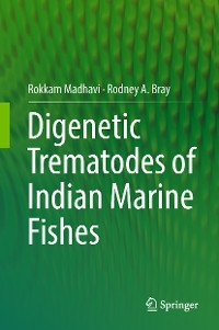 Cover Digenetic Trematodes of Indian Marine Fishes