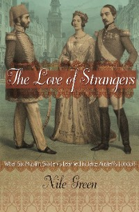 Cover The Love of Strangers