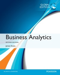 Cover Business Analytics, Global Edition