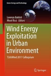 Cover Wind Energy Exploitation in Urban Environment