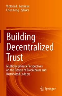 Cover Building Decentralized Trust