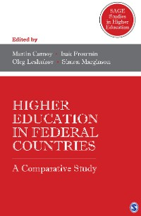 Cover Higher Education in Federal Countries