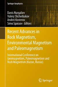 Cover Recent Advances in Rock Magnetism, Environmental Magnetism and Paleomagnetism
