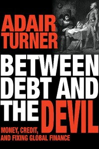 Cover Between Debt and the Devil