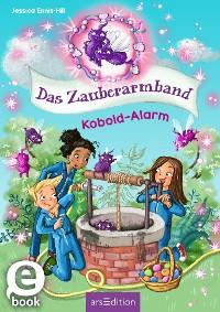 Cover Das Zauberarmband - Kobold-Alarm (Das Zauberarmband 4)